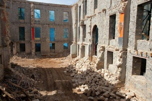 Παράδειγμα προς αποφυγή- Η ανακατασκευή της Βίλας Αμαλία από τον Δήμο Αθηναίων, 2014