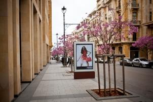 Downtown Beirut stays mostly empty despite development efforts