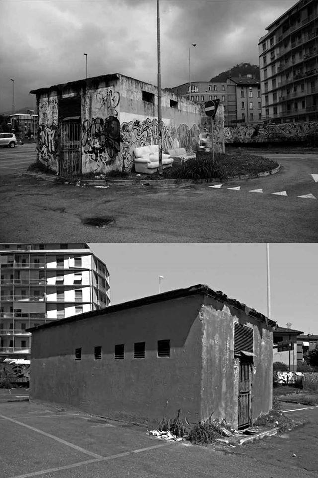 The shifting public space/ Μετατοπίσεις του Δημόσιου χώρου